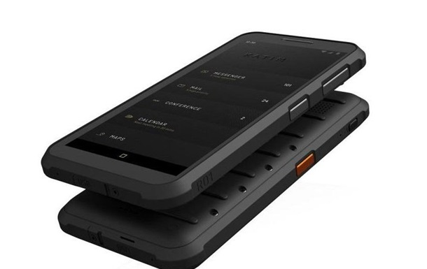 Самый защищенный в мире смартфон представили официально