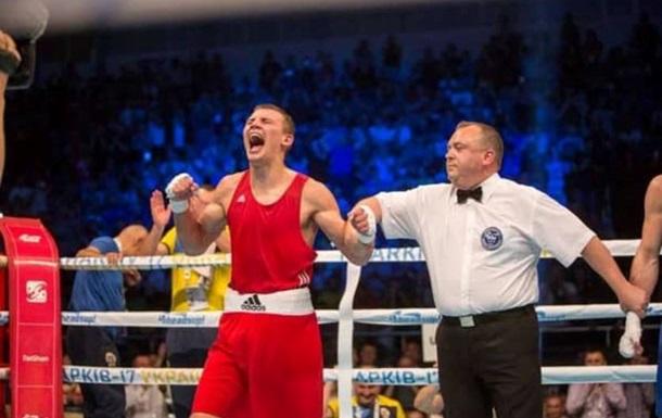 Хижняк выиграл престижный боксерский турнир в Болгарии