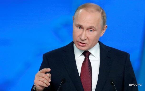 Підхрюкують США . Путін знову пригрозив ракетами