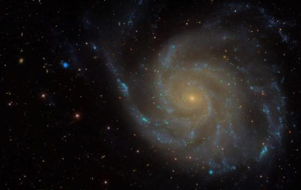 Во вселенной найдены сотни тысяч новых галактик