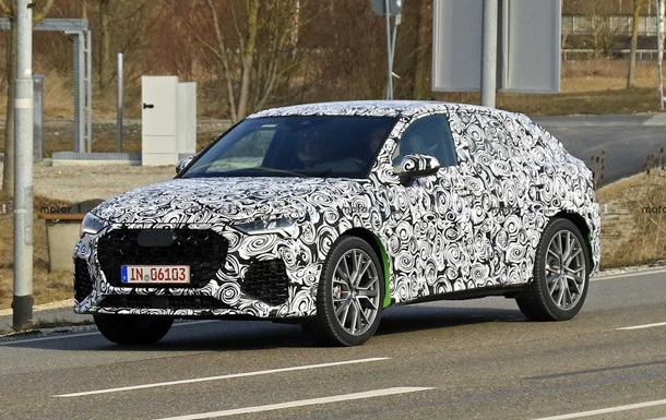 Audi RS Q4 : фото