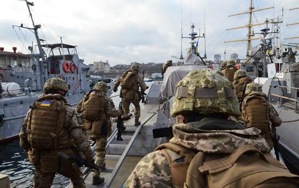 Штурмовые катера Кентавры вышли в Черное море