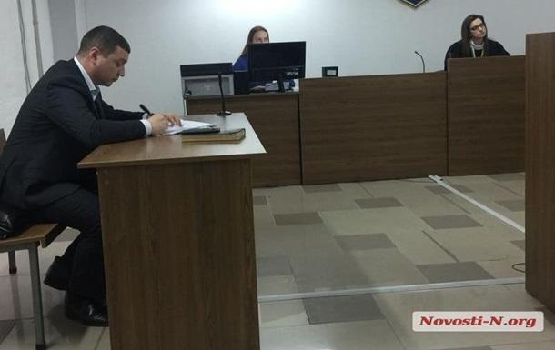 В Николаеве подсудимый порезал вены в зале суда
