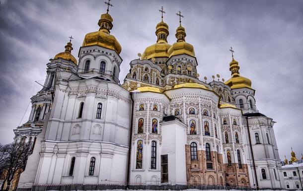 Униатская служба в Софии Киевской