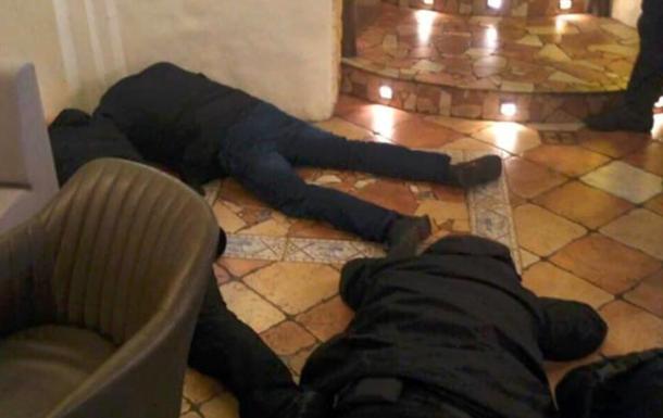 В Киеве задержан российский авторитет Полузверь