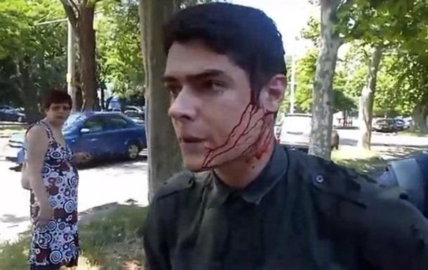 Покушение на активиста Устименко: выпустили вероятного организатора