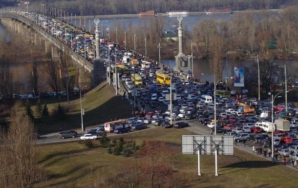 В Киеве стремительно растет население