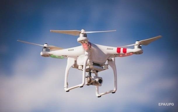 Полиции разрешили использовать дроны