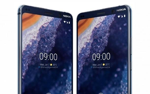 Nokia 9: фото