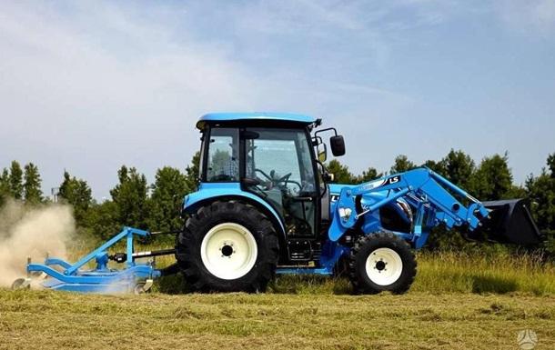 В Украине начали собирать корейские трактора