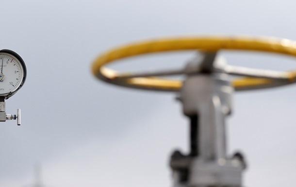 Украина за год купила газа на $3,1 млрд