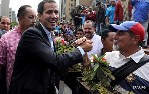 На сторону Гуайдо перешли 11 дипломатов Венесуэлы в США − оппозиция