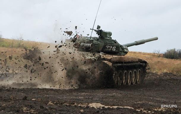 За минувшие сутки на Донбассе ранены трое военных