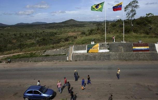 Бразилія не надасть територію для вторгнення до Венесуели