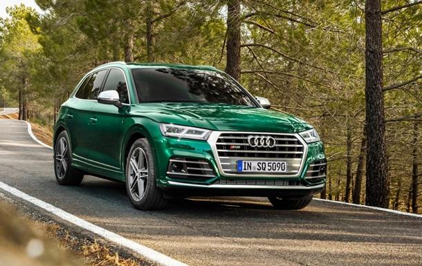 Audi SQ5: фото