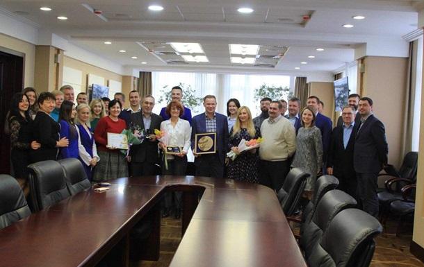 Київміськбуд визнано лідером року 2018