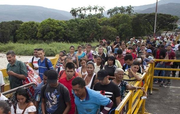 Венесуэлу покинули более трех миллионов жителей - ООН
