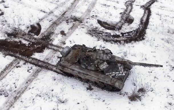 На Донбассе позиции ВСУ 10 раз попали под обстрел