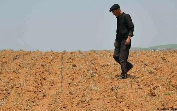 Північна Корея просить ООН допомогти з продовольством