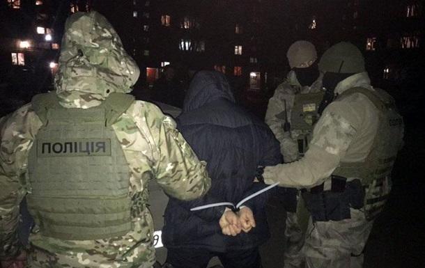 На Донбасі затримали членів банди, які грабували валютників