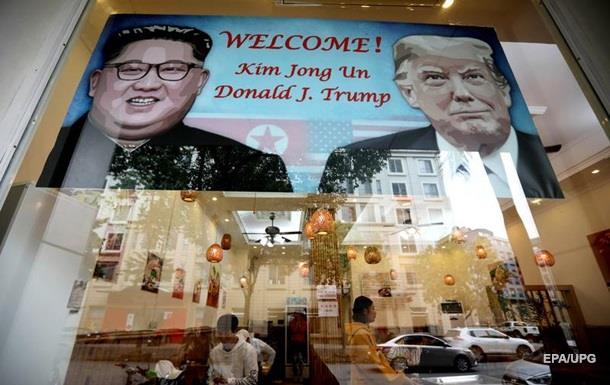 Кім Чен Ин відправився на зустріч з Трампом