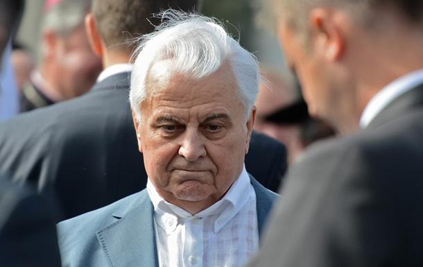 Кравчук возмущен отсутствием президентской пенсии