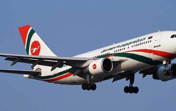 У Бангладеш намагалися захопити літак зі 140 пасажирами