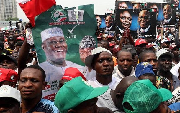В Нигерии на неделю перенесены президентские выборы