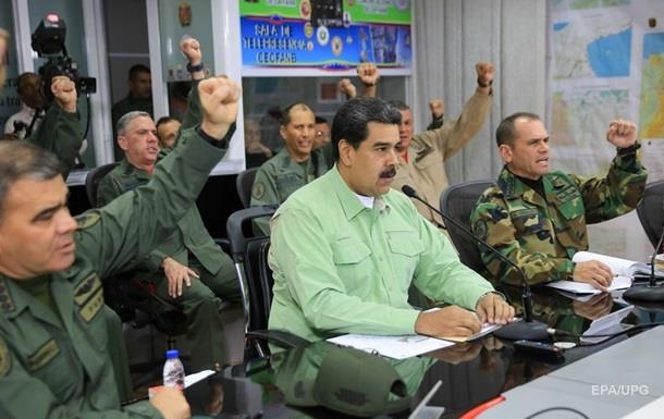 Помпео: Дни Мадуро у власти сочтены