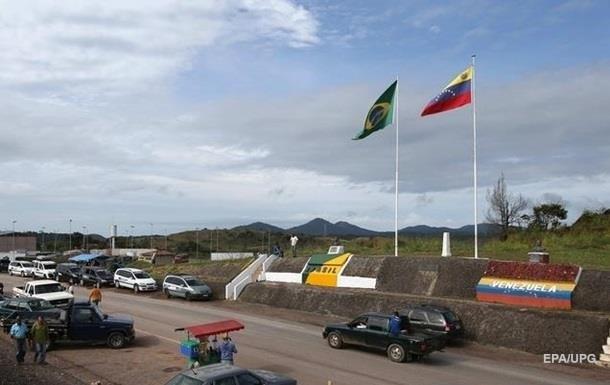 Жертвами столкновений на границе Венесуэлы стали 25 человек