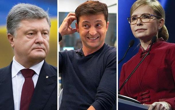 Кандидати в президенти України зіткнулися з безпрецедентним тиском з боку силови