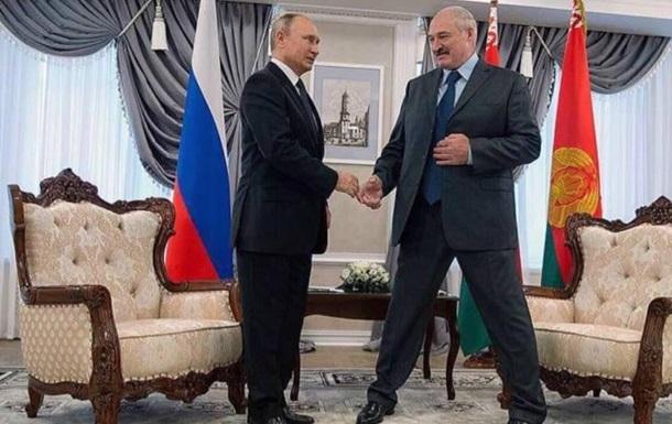 Союз Путіна – Лукашенко після «Сочинського аншлюсу»