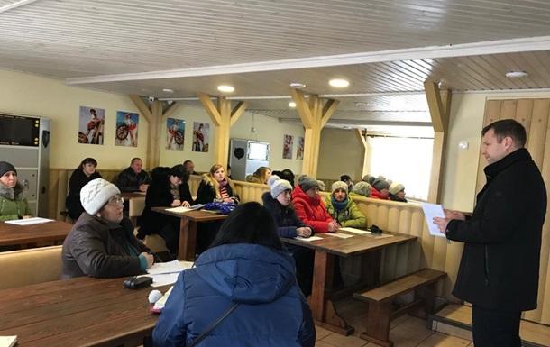 Команда  Батьківщини  ефективно працює в кожному населеному пункті Луганщини