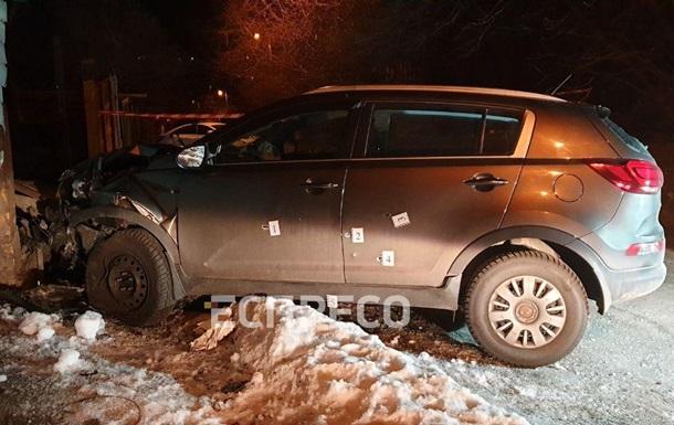 В Киеве полицейские при погоне со стрельбой задержали нетрезвого водителя