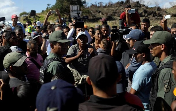 Первая кровь: что происходит в Венесуэле