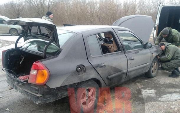 Появились подробности подрыва авто в Макеевке