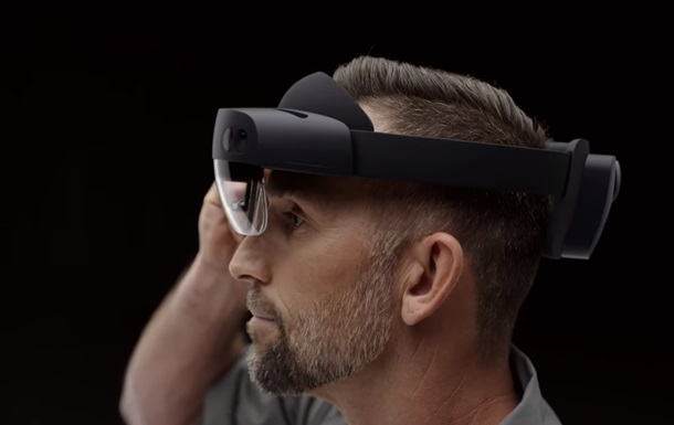 Відбувся реліз окулярів HoloLens 2 від Microsoft