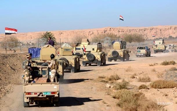 Ірак почав операцію проти  ІДІЛ  на кордоні з Сирією