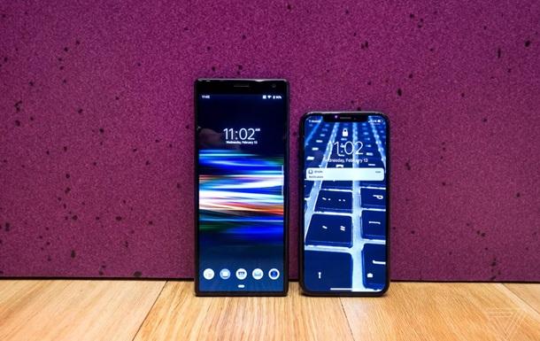 Sony Xperia 1: фото і відео