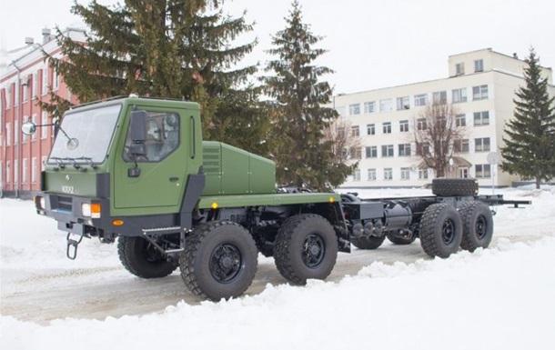Самый новый  КрАЗ-7634НЕ опозорился навоенных учениях— Очередной провал