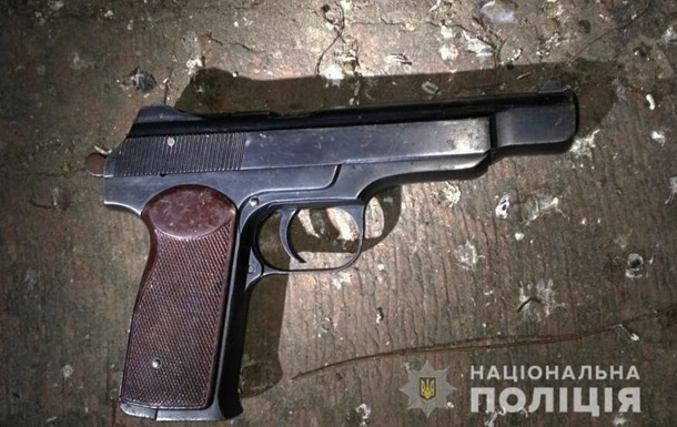 Житель Кропивницького влаштував стрілянину в кафе