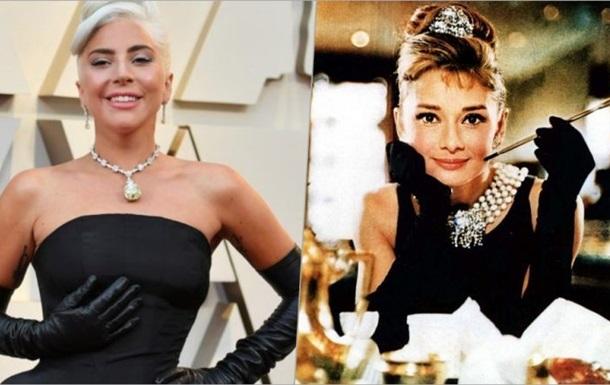 Оскар-2019: Леді Гага одягнула легендарне кольє Tiffany&Co