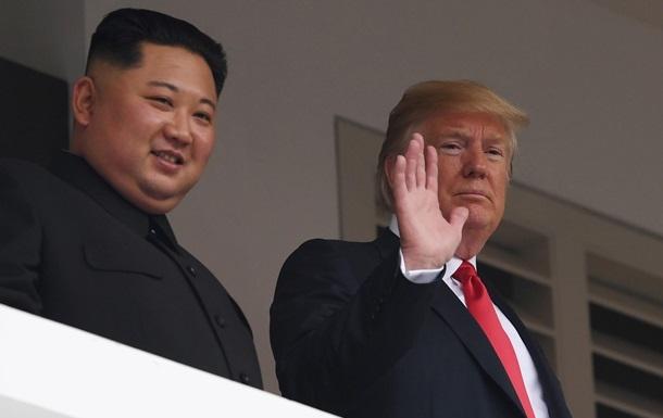 Трамп ожидает от Ким Чен Ына  правильный выбор