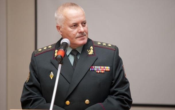 Екс-глава Генштабу вчинив держзраду в змові з Януковичем - слідство