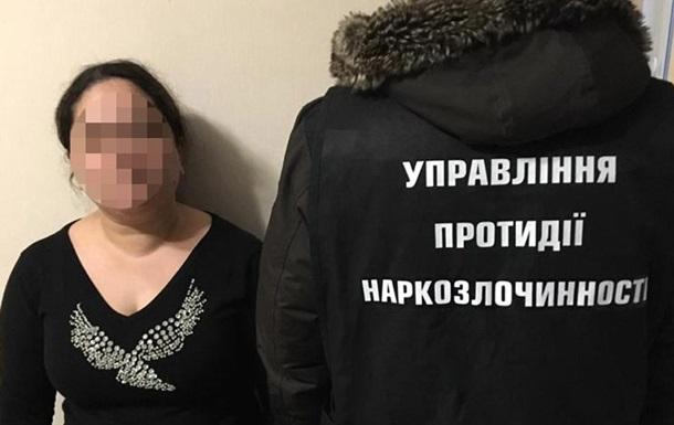 В Киеве задержаны пять торговцев наркотиками
