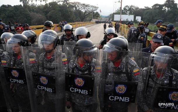 Венесуэльские военные дезертируют в Колумбию