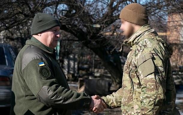 Нацгвардейцы уничтожили вражеских снайперов на Донбассе – штаб