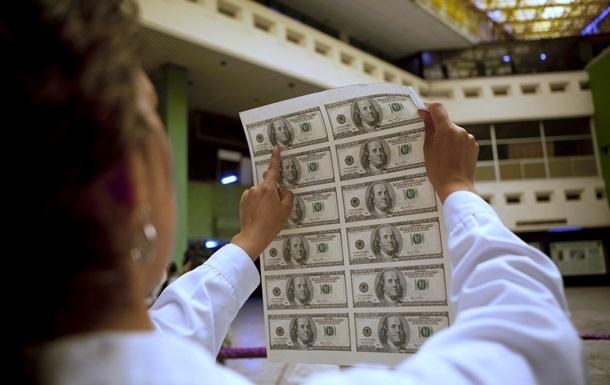 В обмінниках подешевшали долар і євро