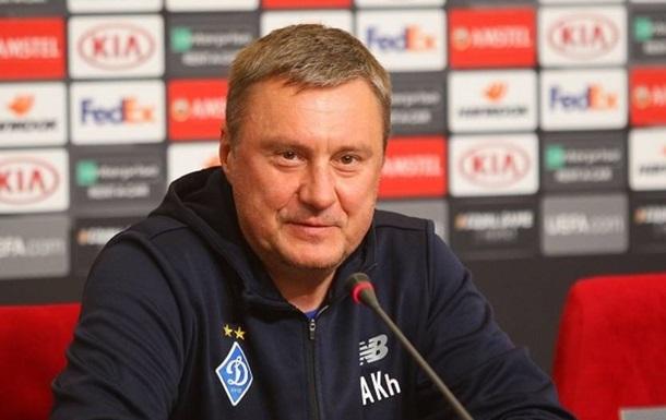 Хацкевич - найкращий тренер 19-го туру УПЛ