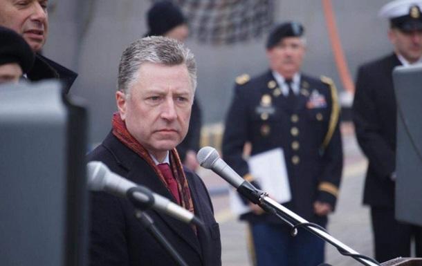 Слідом за американським есмінцем в Одесу прибув Волкер